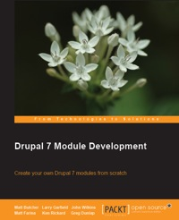 Front cover of Drupal 7 Module Development