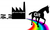 svn boxes go into the factory; git ponies come out.