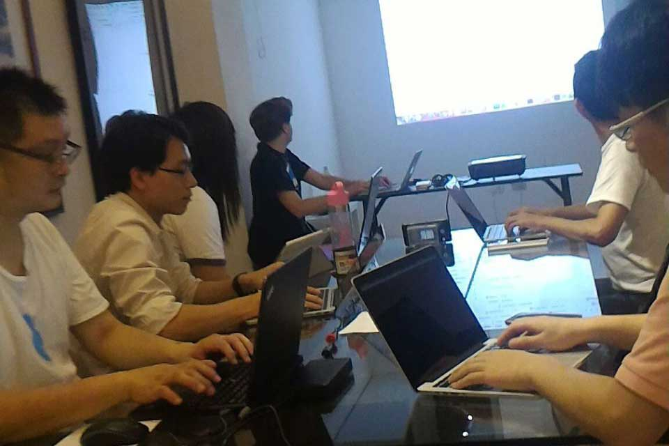 Taipei Front-end Development Seminar